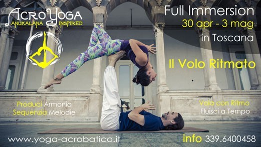 AcroYoga Full Immersion